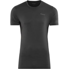 Bergans Fløyen Shortsleeve Shirt Men black